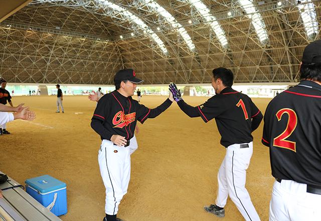 竜王町ソフトボール大会