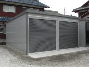 個人宅工事 ガレージ