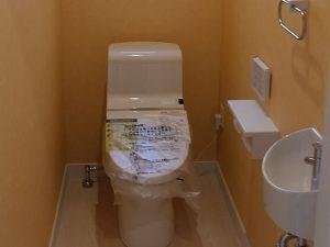 個人宅工事 トイレ