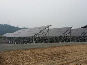 個人宅工事 太陽光発電
