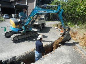 土木工事 管工事 下水道
