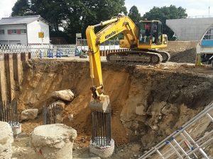 土木工事 構造物土工