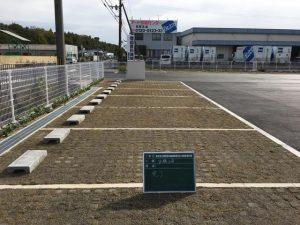 エクステリア外構工事 緑化舗装
