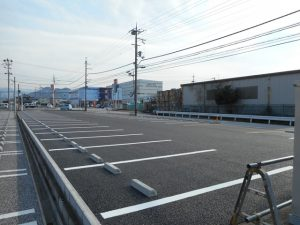 舗装工事 舗装 駐車場