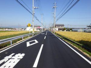 舗装工事 舗装 町道