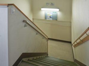 リフォーム 階段 施工前